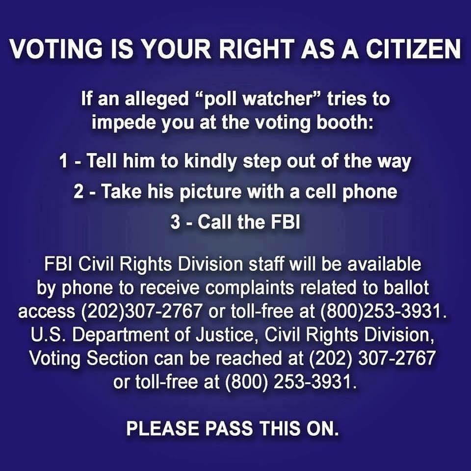 VotingIsYourRight
